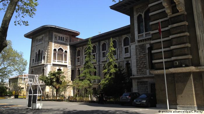 Schule Istanbul Lisesi (picture alliance/dpa/C.Merey)