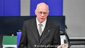 Deutschland | Wahl des Bundespräsidenten | Norbert Lammert (picture-alliance/dpa/B. von Jutrczenka)