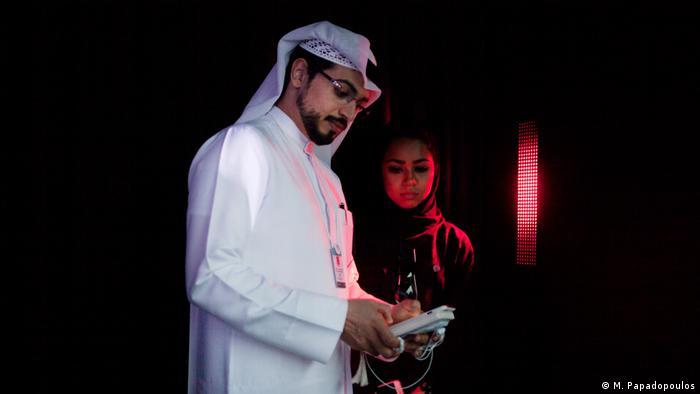 Vereinigte Arabische Emirate Reimagining Climate Change, Dubai Future Foundation, Madinat Jumeira (M. Papadopoulos )