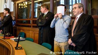 Суд над участниками нелегальных гонок по Курфюрстендамм