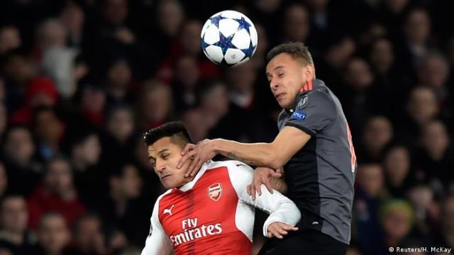 Championsleague Arsenal London gegen FC Bayern München (Reuters / H. McKay)