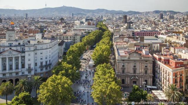 Barcelona (picture-alliance / DUMONT Bildarchiv / F. Heuer)