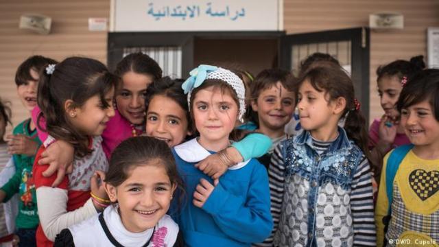 Die Integration von Flüchtlingen in der Türkei (- / D. Cupolo)