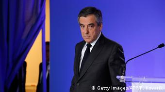 Frankreich Francois Fillon (Getty Images/AFP/P. Kovarik)