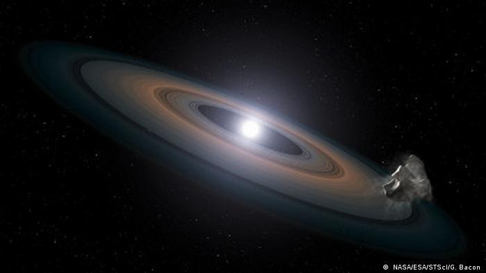 علماء يكتشفون أصغر نجم في الكون علوم وتكنولوجيا Dw