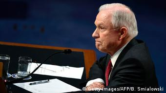 Jeff Sessions US hearing (Getty Images/AFP/B. Smialowski)