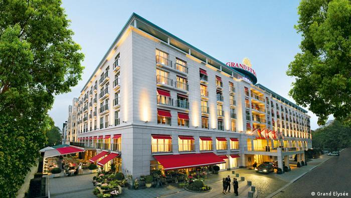Hamburg - Hotel - G20 - Grand Elysée (Grand Elysée)