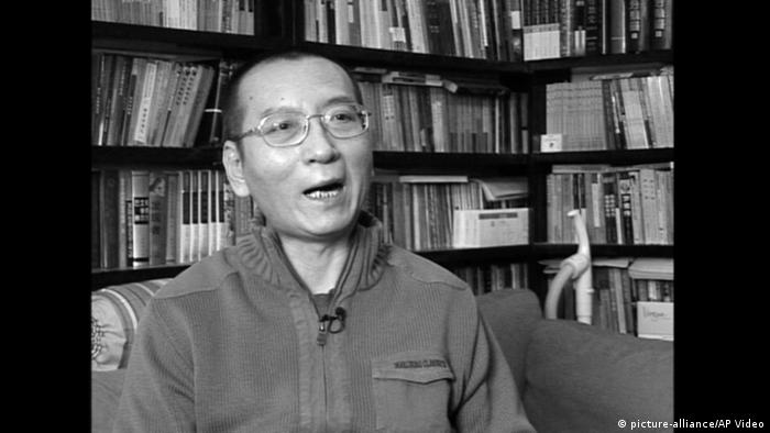 Liu Xiaobo (picture-alliance/AP Video)