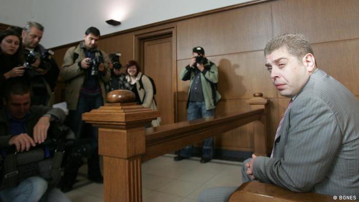 Съдия Петър Сантиров през 2010 година