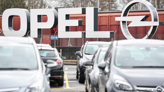 автоконцерн Opel
