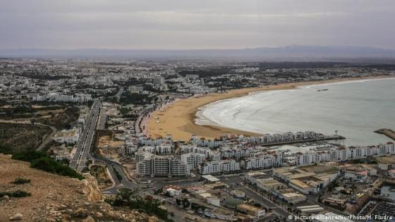 Agadir (picture-alliance/NurPhoto/M. Fludra)