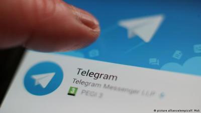 Bildergebnis für Telegram-App?