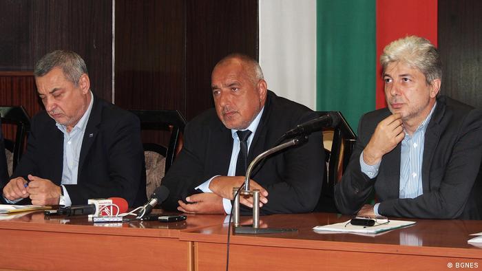 Bulgarien | Kabinettsmitglieder treffen sich mit Vertretern der protestierenden Bauern in Kaliakra (BGNES)