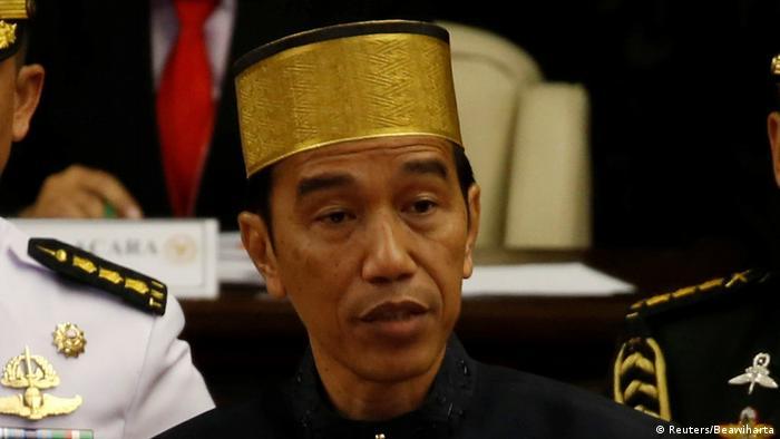 Indonesia Joko Widodo (Reuters/Beawiharta)