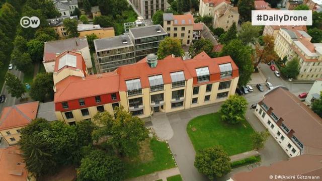 Сучасний університет Баугаузу в Веймарі