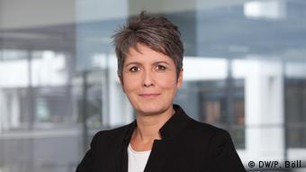 Ines Pohl, kryeredaktore e DW