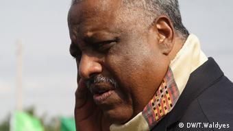 Abadula Gemeda Äthiopien (DW/T.Waldyes)