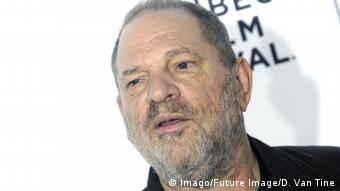 Harvey Weinstein (Imago/Future Image/D. Van Tine)