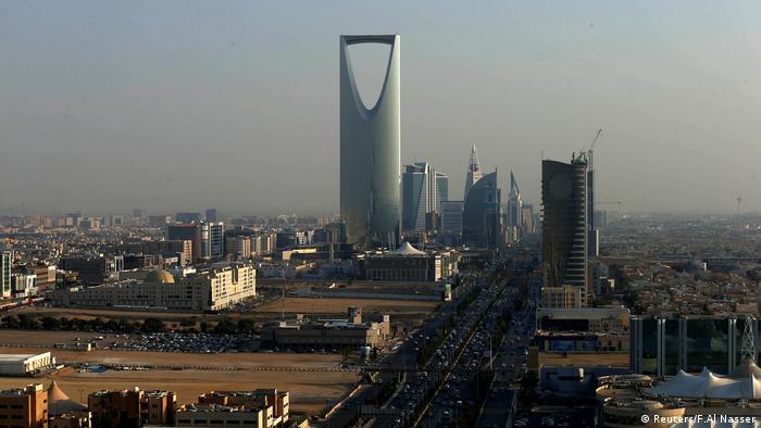 Riyadh general view