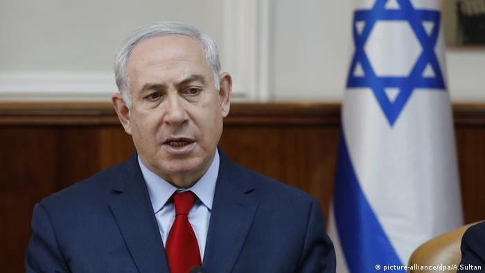 Benjamin Netanjahu (picture-alliance/dpa/A.Sultan)