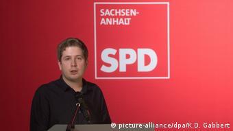Kevin Kühnert (picture-alliance/dpa/K.D. Gabbert)
