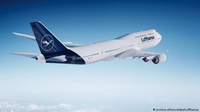 Lufthansa stellt neues Flugzeug-Design vor (picture-alliance / dpa / Lufthansa)