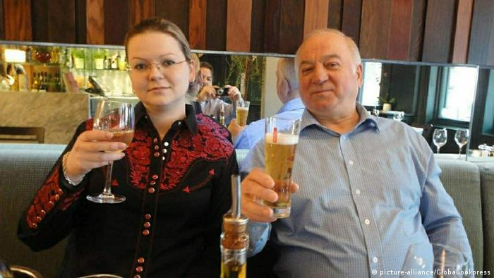 Sergei and Yulia Skripal (picture-alliance/Globallookpress)