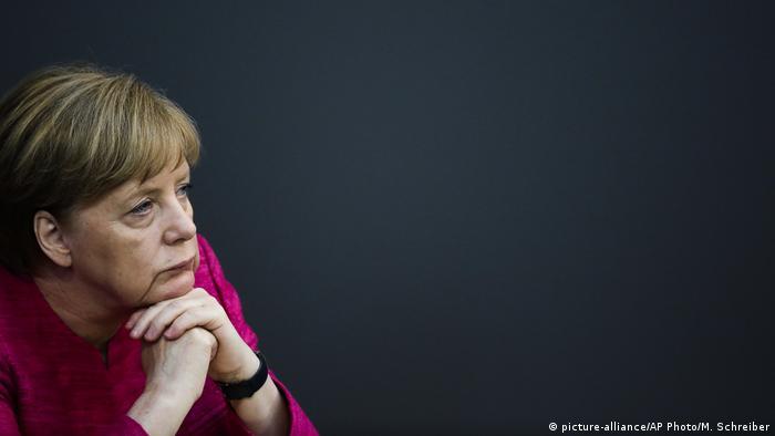 Angela Merkel (picture-alliance/AP Photo/M. Schreiber)