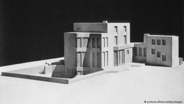 Архітектурні проекти Ґропіуса