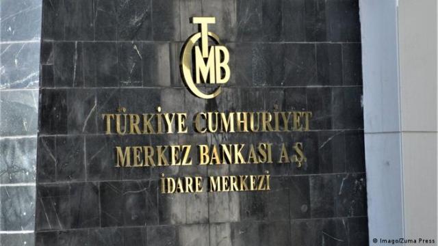 Türkische Zentralbank (Imago / Zuma Press)