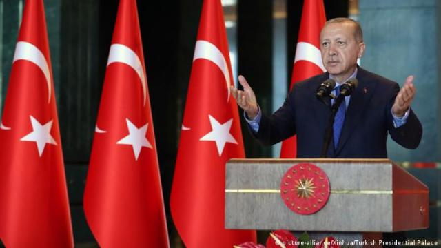 Erdogan threatened that he might resort to plans and other measures plan for traders and industry if they continue to rush to sell the Turkish lira and buy the US dollar, and had previously announced that if the West owns the dollar we have God.