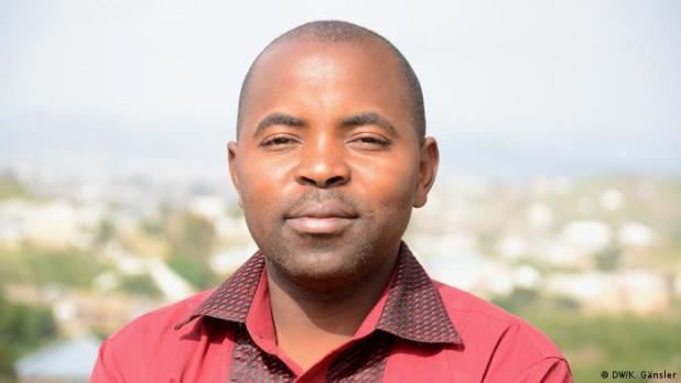 A portrait of Idris Abdullahi Bayero (DW/K. Gänsler)