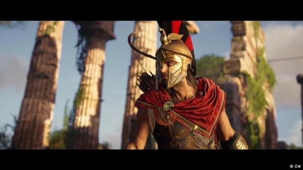 DW Euromaxx, Reise in die Antike: Assassin's Creed Odyssey (DW)