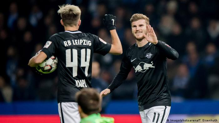 rb leipzig finished hertha bsc from allinfo
