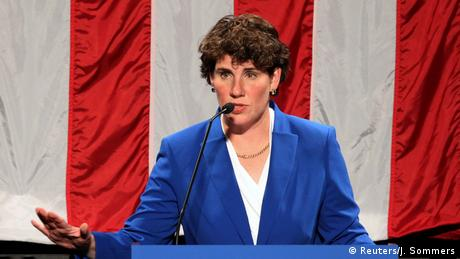 Amy McGrath (Foto: Reuters)