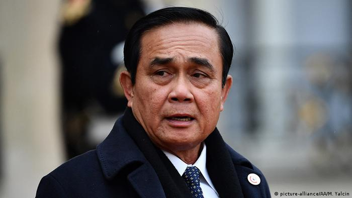 Prayut Chan-o-cha (picture-alliance/AA/M. Yalcin)