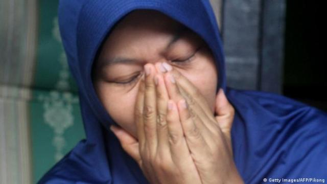 Indonesien Baiq Nuril Maknun Prozess (Getty Images / AFP / Pikong)