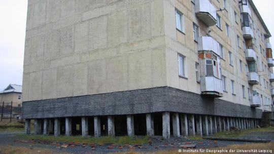 Climate change: the danger from the melting of Permafrost in Siberia | AllInfo