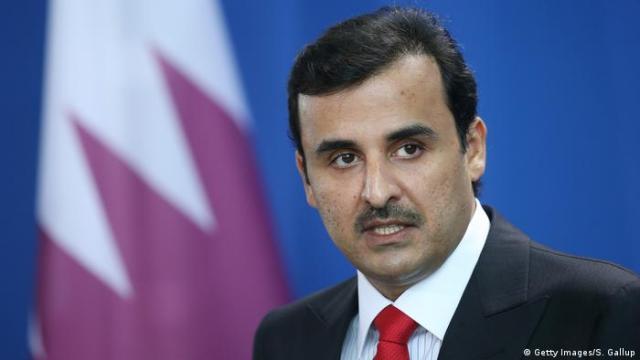 Katar Emir Al Thani (Getty Images / S. Gallup)