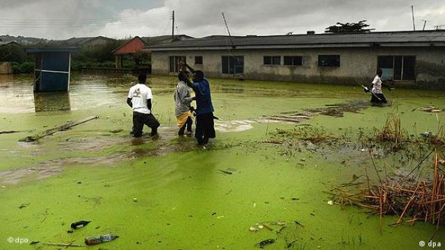 Floods, Accra, Ghana