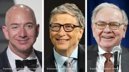 Billionaires′ wealth falls as Chinese economy stalls | News | DW | 08.11.2019