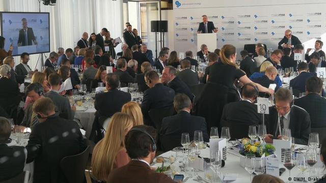 Український ланч на Мюнхенській конференції з безпеки