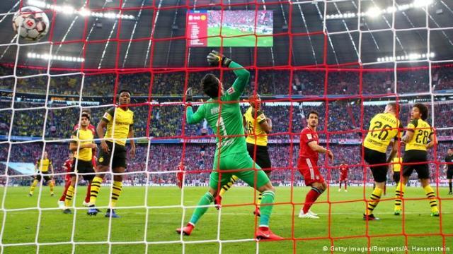 Bundesliga Bayern München gegen Borussia Dortmund (Getty Images / Bongarts / A. Hassenstein)