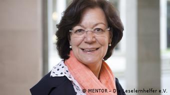Margret Schaaf, 1st chairwoman of the Federal Association of MENTOR - Leselernhelfer eV (MENTOR - Leselernhelfer eV)