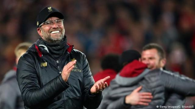Fussball Champions League Halbfinale l FC Liverpool vs FC Barcelona | Trainer Jürgen Klopp (Getty Images / C. Brunskill)
