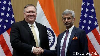 US-India relations tense as Pompeo meets Modi in New Delhi ...