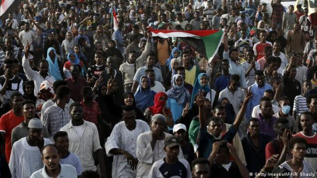 Sudan Demonstration in Khartoum (Getty Images / AFP / A. Shazly)