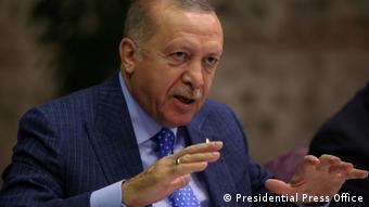 Recep Tayyip Erdogan, președintele Turciei