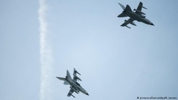 Avioane Tornado (picture-alliance/dpa/R. Jensen)