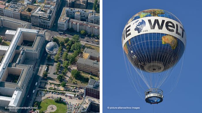 Image combo world balloon